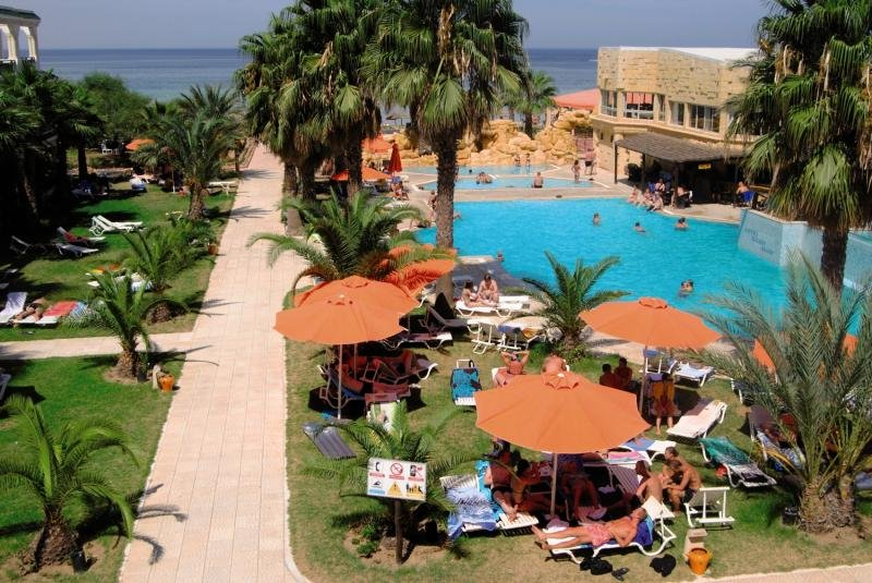Palmyra Golden Beach  Pool