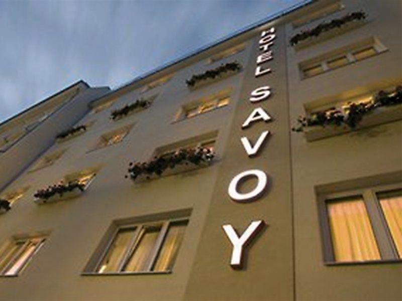 Savoy Wien Außenaufnahme