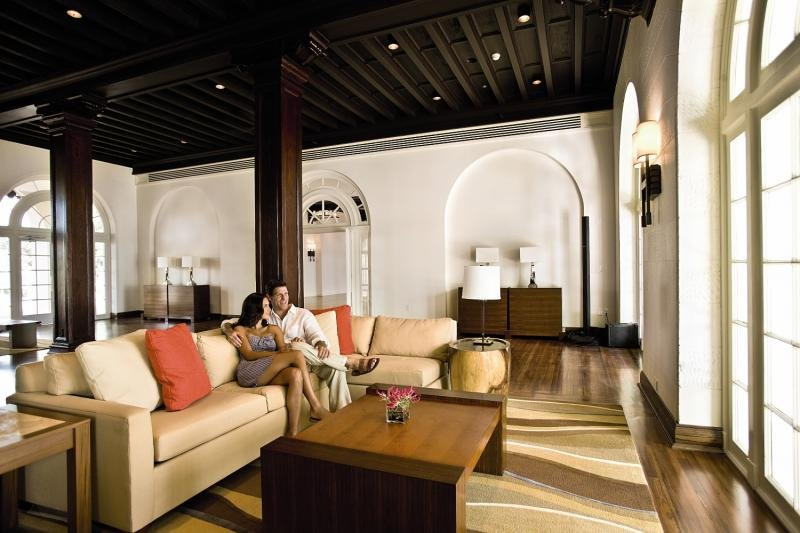Casa Marina Resort & Beach Club, Waldorf Astoria Collection Lounge/Empfang