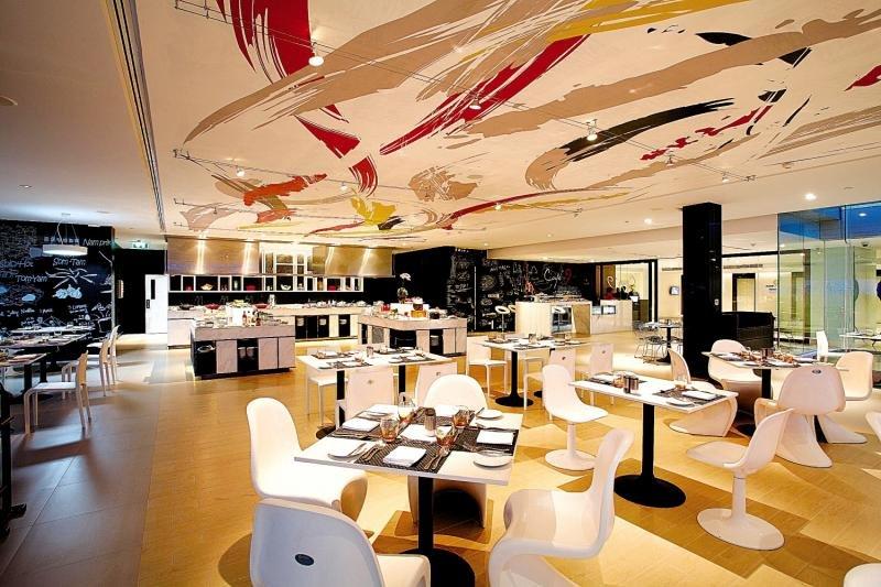 Centara Watergate Pavillion Hotel & SpaRestaurant
