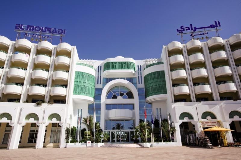 El Mouradi El Menzah Außenaufnahme