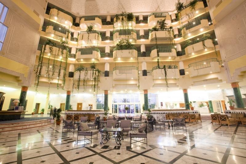 El Mouradi El Menzah Lounge/Empfang