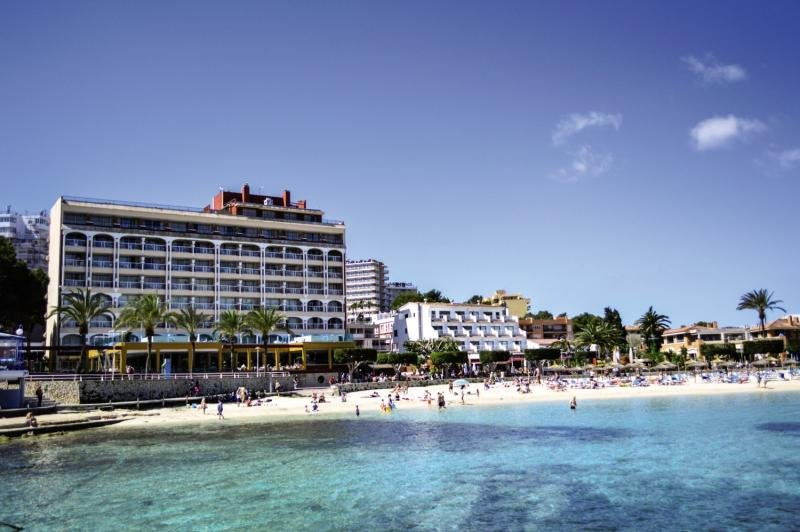 Comodoro Playa Strand