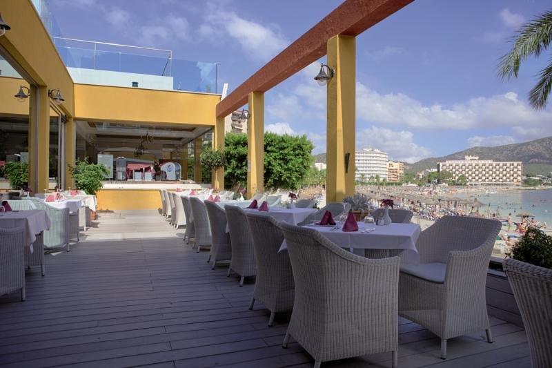 Comodoro Playa Terrasse