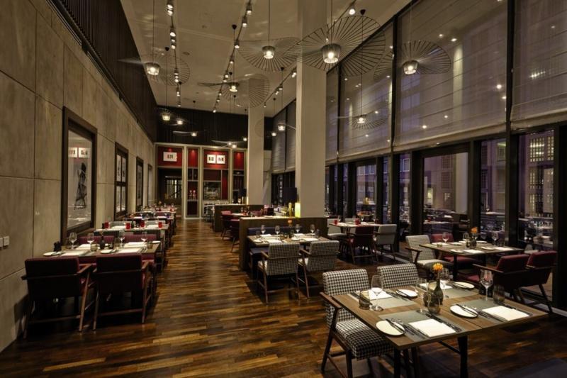 AMERON Hamburg Hotel Speicherstadt Restaurant