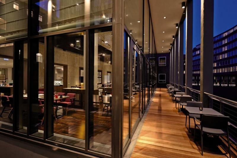 AMERON Hamburg Hotel Speicherstadt Lounge/Empfang
