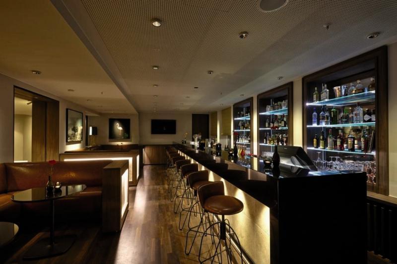 AMERON Hamburg Hotel Speicherstadt Bar