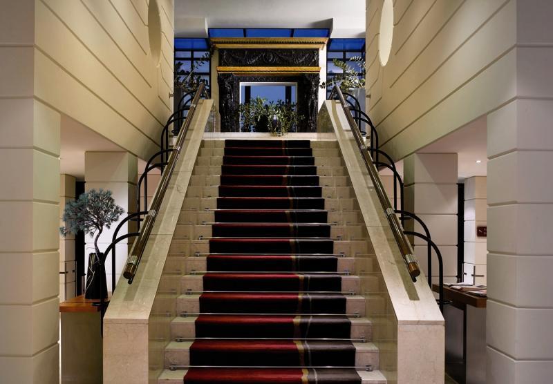 K & K Palais Lounge/Empfang