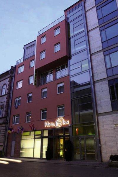 City Inn Budapest Außenaufnahme