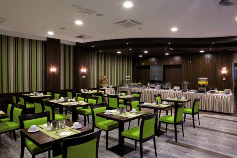 City Inn Budapest Restaurant
