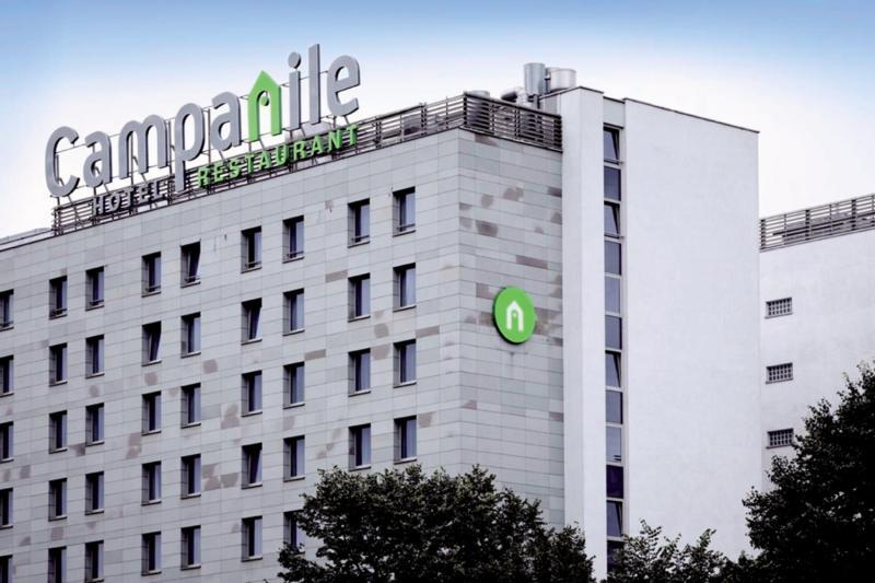 Campanile Warsaw Hotel Außenaufnahme