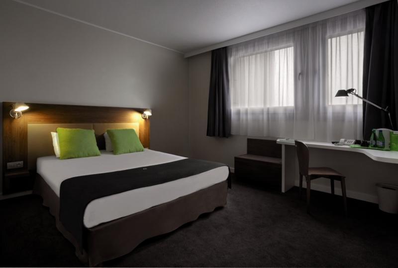 Campanile Warsaw Hotel Wohnbeispiel