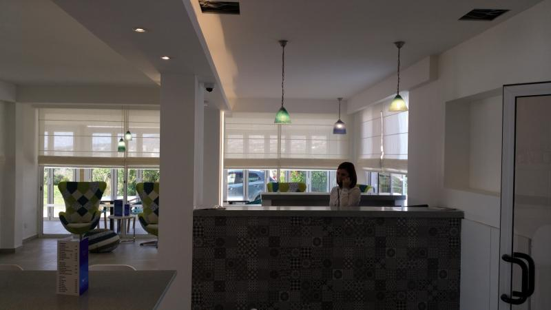 Marica´s Boutique Hotel Lounge/Empfang