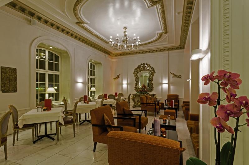City Inn Basel Lounge/Empfang