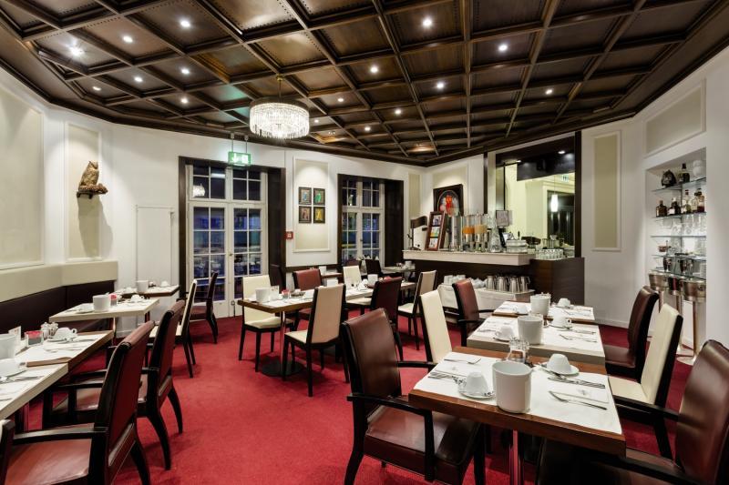 City Inn Basel Restaurant
