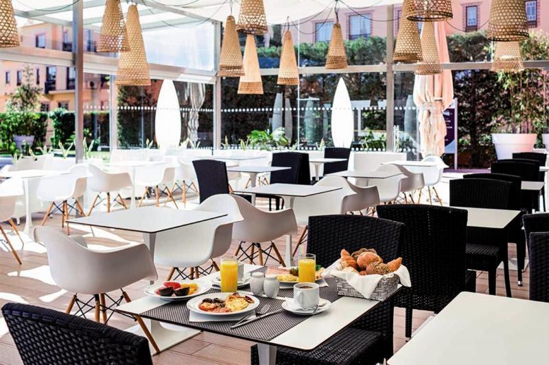 Aqua Pedra Dos Bicos - Erwachsenenhotel Restaurant