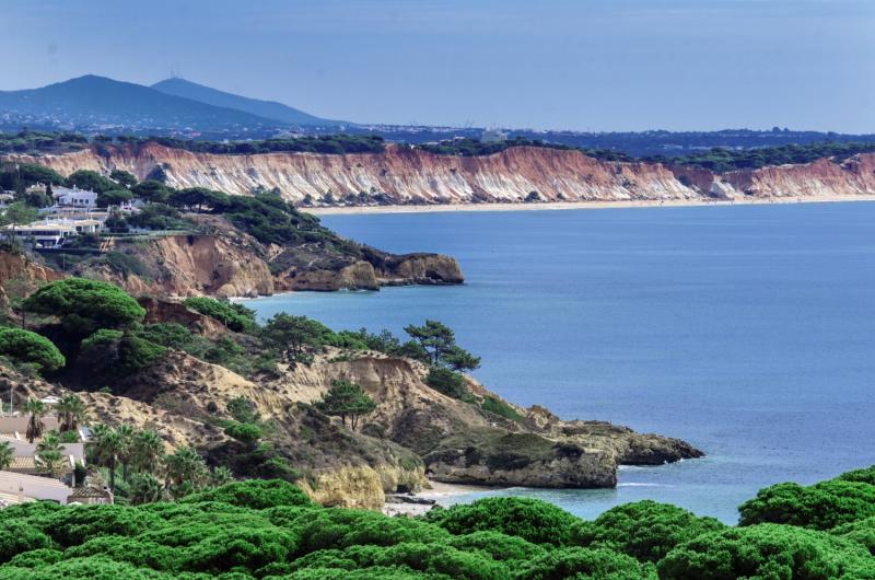 Aqua Pedra Dos Bicos - Erwachsenenhotel Landschaft
