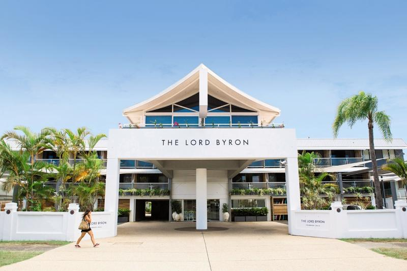 The Lord Byron  Außenaufnahme