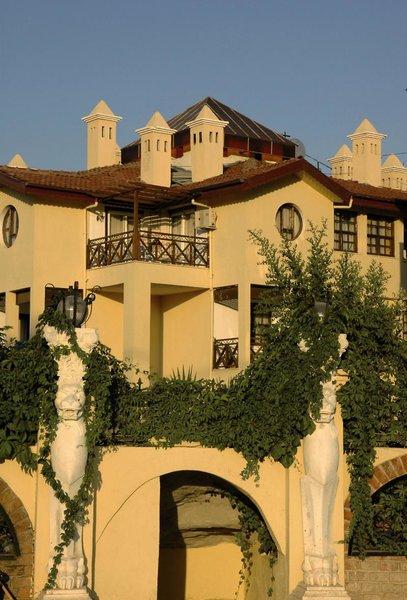 Side Nossa Hotel  Außenaufnahme