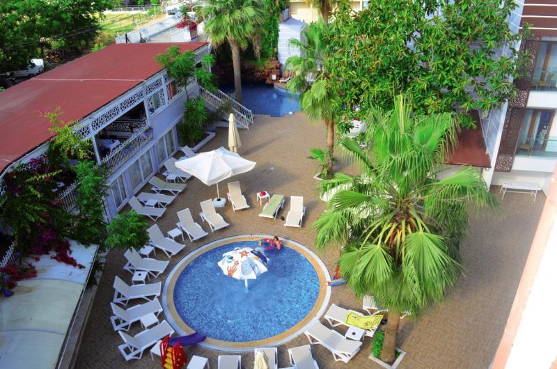 Side Nossa Hotel  Garten