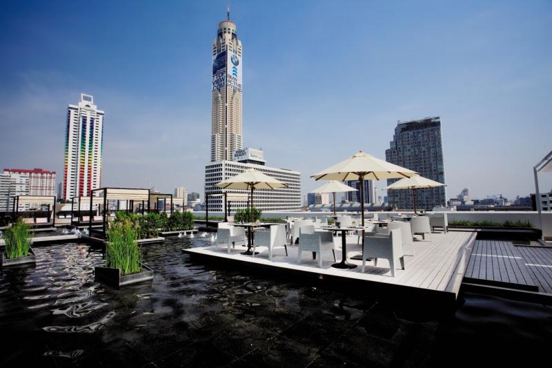 Centara Watergate Pavillion Hotel & SpaLandschaft