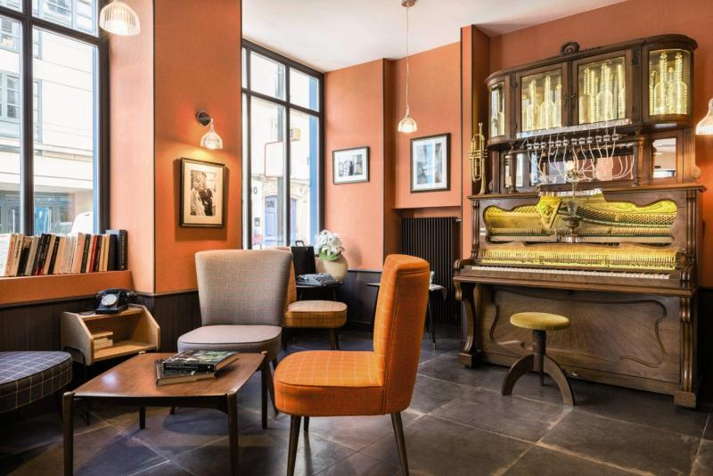 Hotel Boris V by HappyCultue Lounge/Empfang