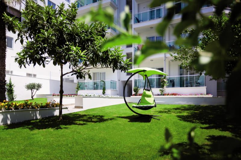 Side Su Hotel Garten