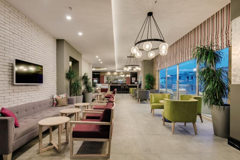 Side Su Hotel Lounge/Empfang