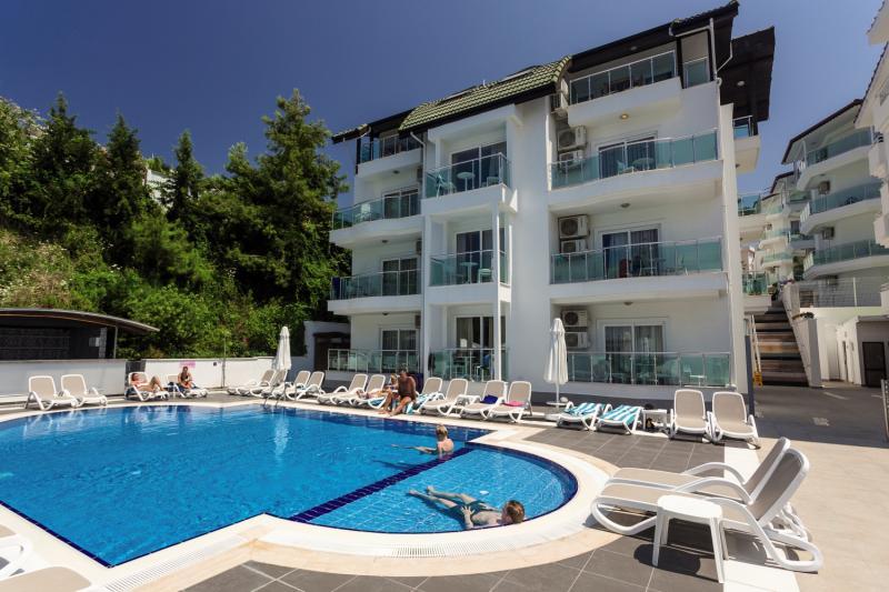 Side Su Hotel Pool