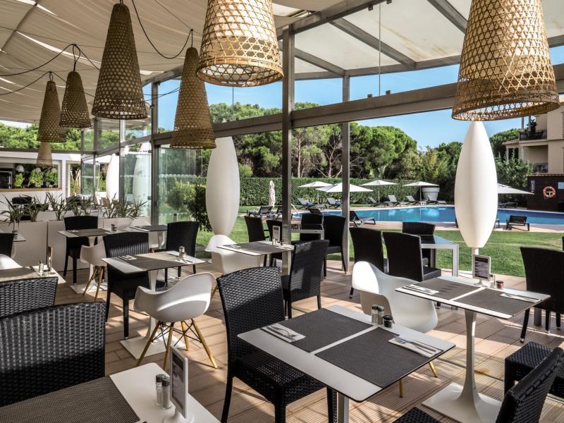 Aqua Pedra Dos Bicos - Erwachsenenhotel Terrasse