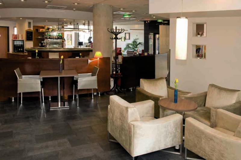 Novotel Suites Wien City Donau Lounge/Empfang