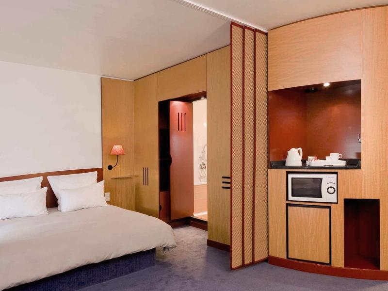 Novotel Suites Wien City Donau Wohnbeispiel