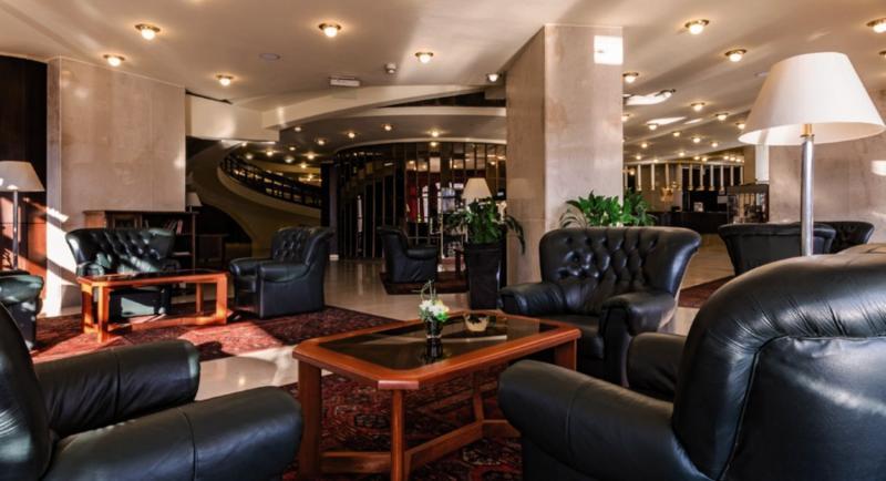 Danubius Hotel Budapest Lounge/Empfang