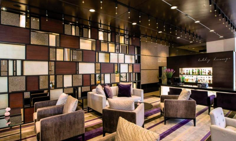Emporium Suites Lounge/Empfang