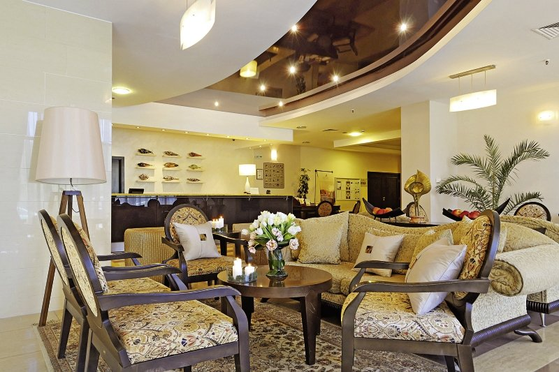 Doubletree by Hilton Varna Golden Sands Lounge/Empfang