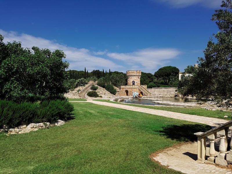 Tenute Al Bano Carrisi Garten