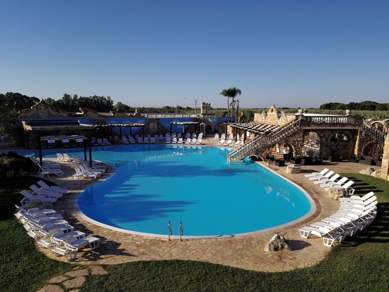 Tenute Al Bano Carrisi Pool