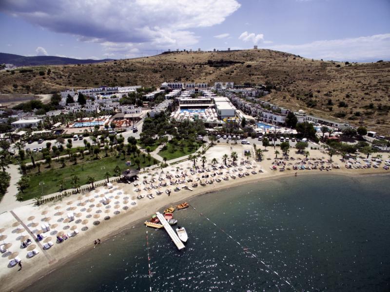 Jasmin Beach Hotel Strand