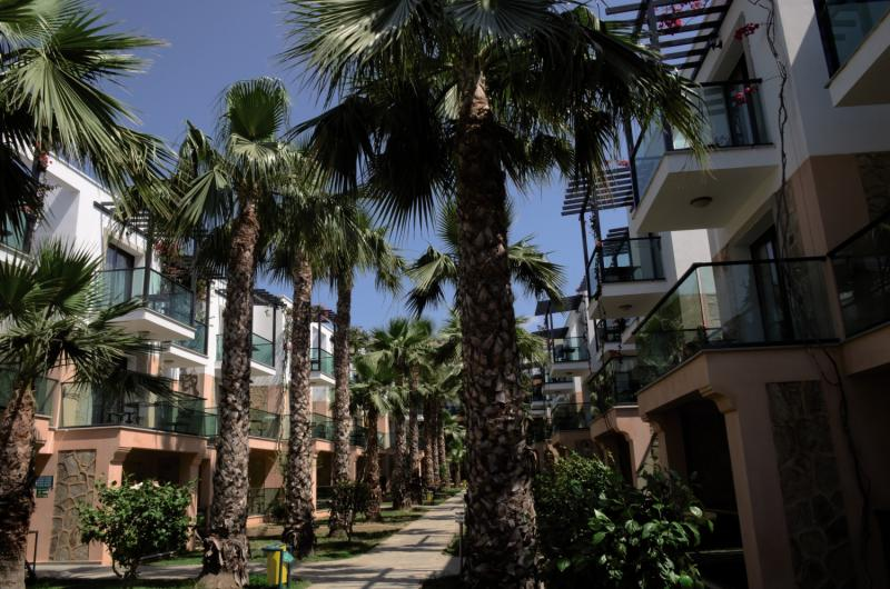 Jasmin Beach Hotel Außenaufnahme