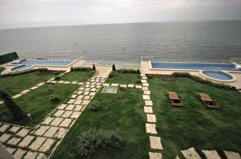 Brigantina Beach Pool