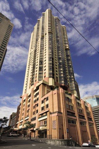 Quay West Suites Sydney Außenaufnahme