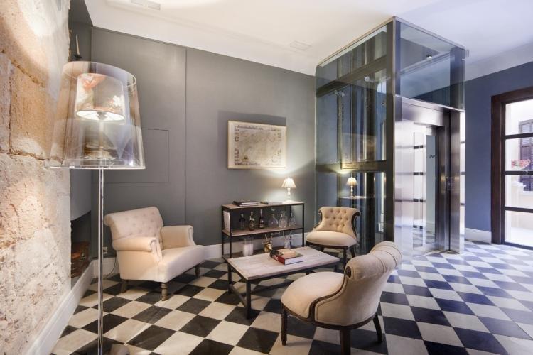 Posada Terra Santa Lounge/Empfang