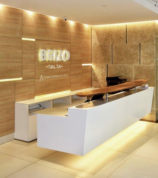 Brizo Salta Hotel Badezimmer