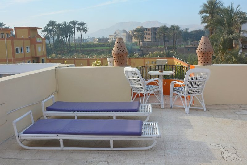 El Gezira Gardens Terrasse