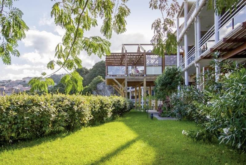 Best Western Plus Hotel San Damianu Garten