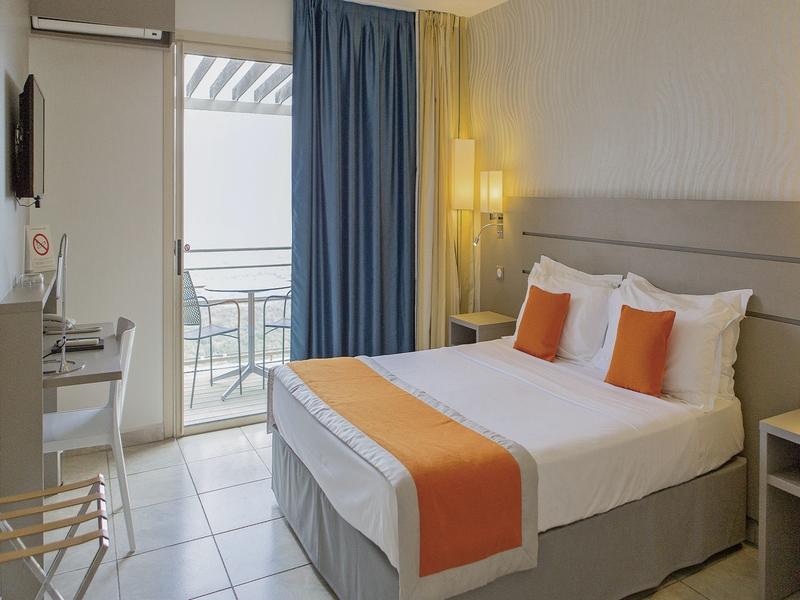 Best Western Plus Hotel San Damianu Wohnbeispiel