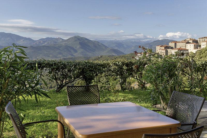 Best Western Plus Hotel San Damianu Landschaft