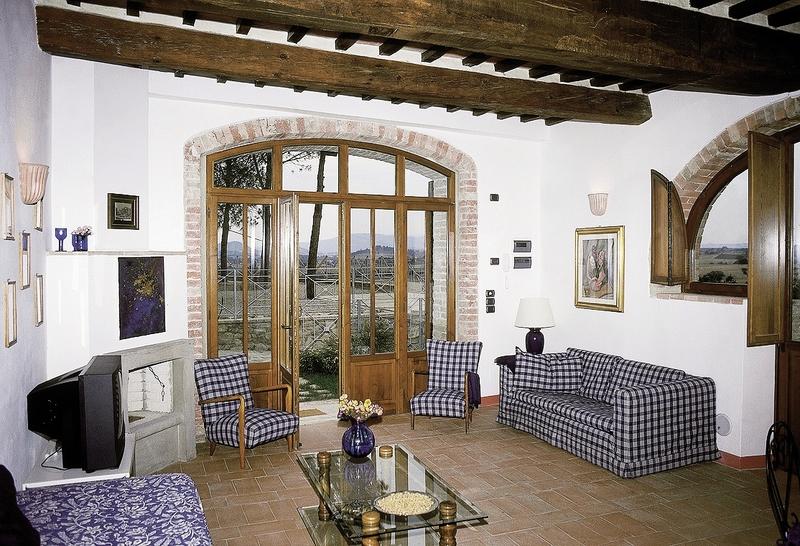 Castello di Monticelli Lounge/Empfang