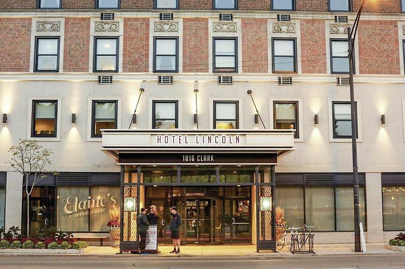 Lincoln, a Joie de Vivre Boutique Hotel Außenaufnahme