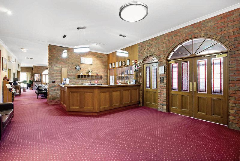 Comfort Inn Country Plaza Halls Gap Bar